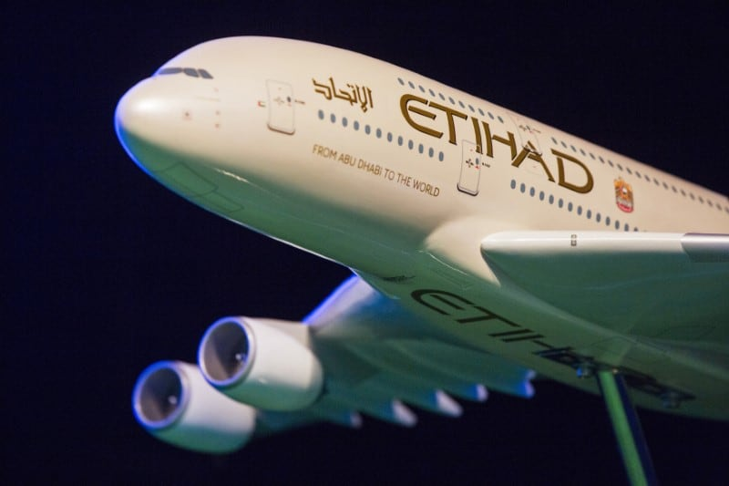 Etihad Airways, which had owned a 24 percent stake in Jet Airways, was the first investor option to buy a controlling stake in the airline. However, the airline still went ahead with inviting bids. (Image: Reuters)