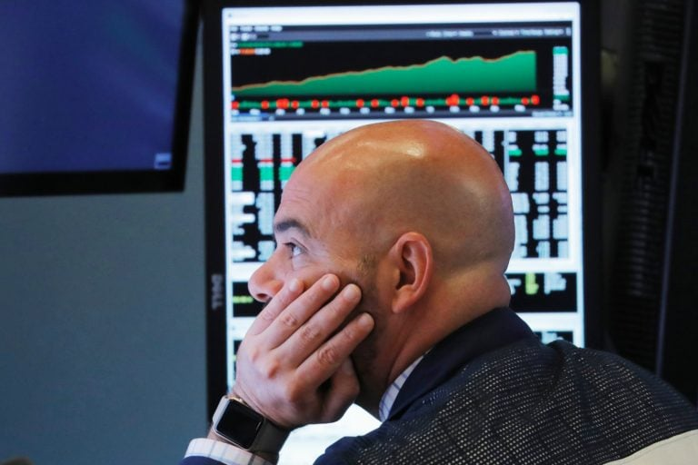Wall Street drops on rising trade tensions