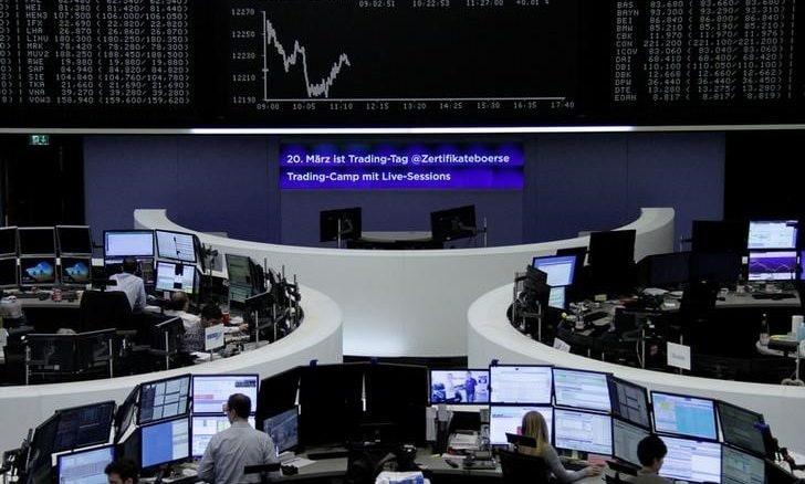 Trillion dollar wipeout: world stocks' worst first half since 2010