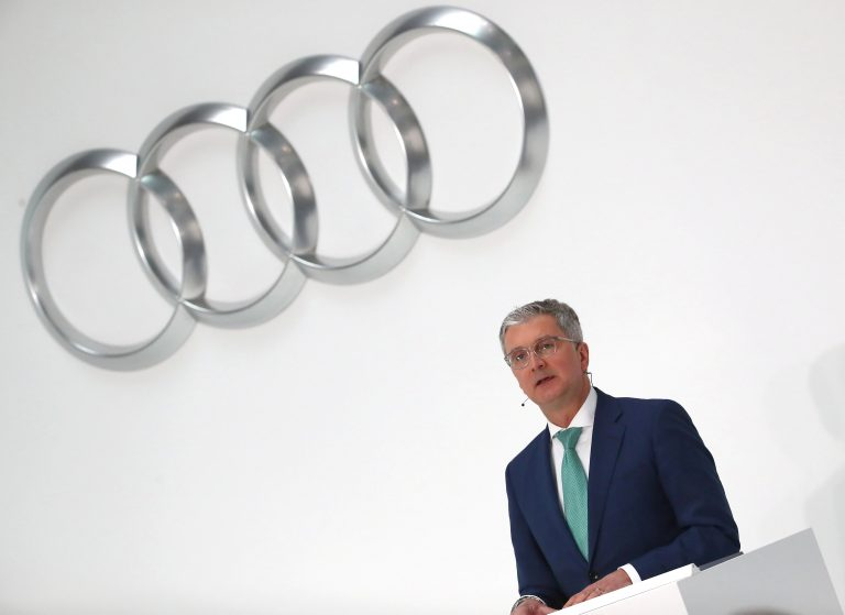 Audi CEO crisis threatens fragile truce among Volkswagen stakeholders