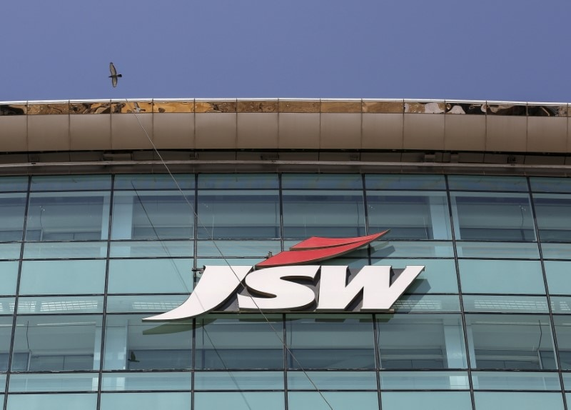 JSW Steel fell 6.2 percent to touch its 52-week low of Rs 246.75 per share on the NSE amid falling metal prices. (Image: Reuters)