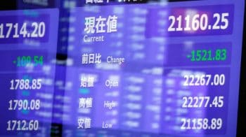 Asia stocks firm, crude hits 5-month high on Iran sanctions report