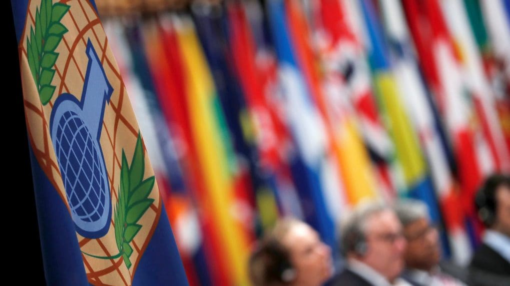 India votes against draft decision on chemical weapons use at OPCW meet