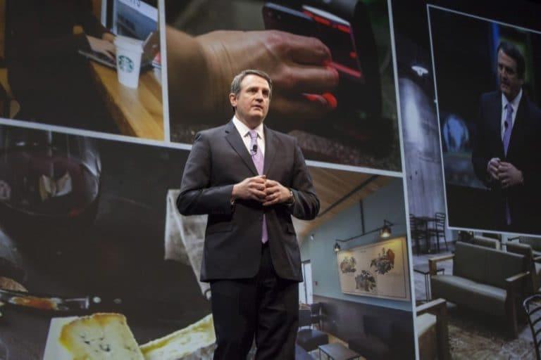 Starbucks CFO Scott Maw to retire in November, shares fall