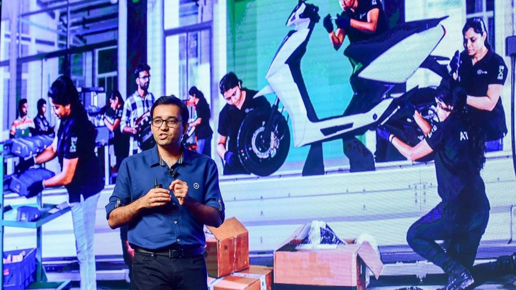 Startup Street: Access to home-charging for EVs is a major challenge in expansion, says Ather Energy