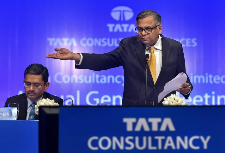Tata Group's net profit rises by 35% under new chairman N Chandrasekaran, TCS disappoints, says report