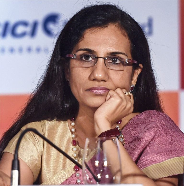 CBI issues lookout circular against former ICICI Bank CEO Chanda Kochhar, says report