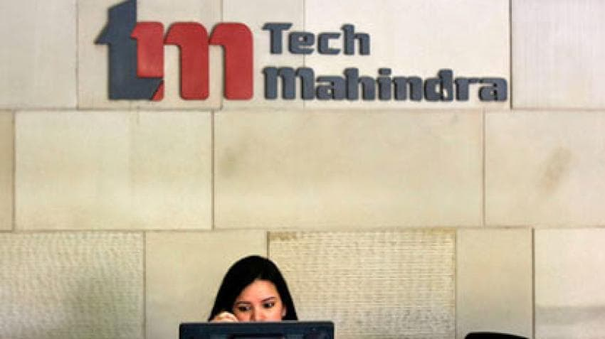 Tech Mahindra: The IT major posted an 8.4 percent decline in consolidated net profit to Rs 1,126.6 crore for the quarter ended March 31, due to currency appreciation and prudent provisioning for some of the customers. Its net profit stood at Rs 1,230.8 crore in the corresponding period a year ago. (Image: Reuters)