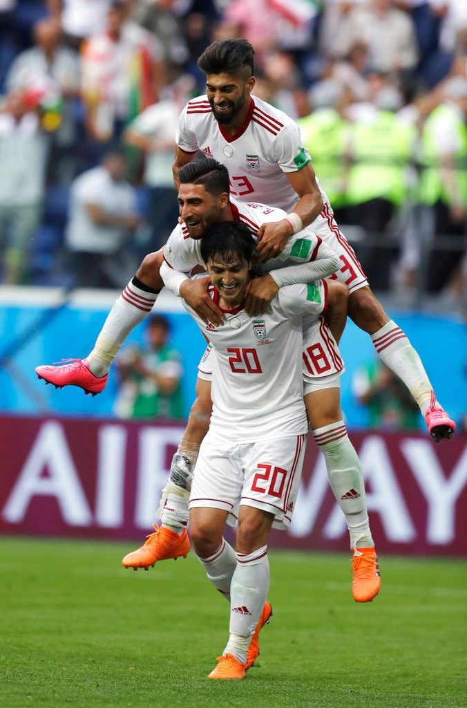 Mission impossible might be possible for Iran at World Cup