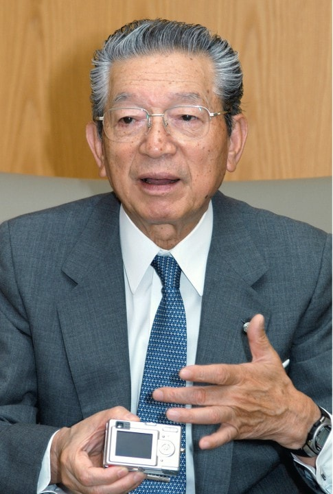 Kazuo Kashio, co-founder of Casio of G-Shock fame, dies