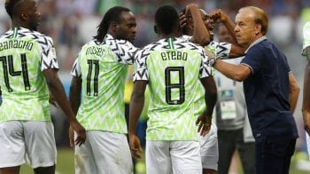 Tactical changes get Nigeria's World Cup back on track
