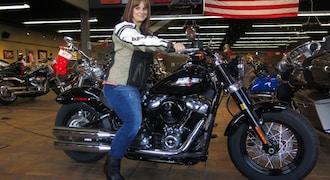 As US market weakens, Harley-Davidson recruits new riders