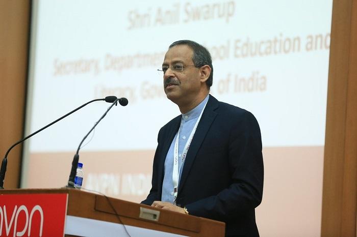 Mafia in education system runs deeper than coal sector, says education secretary Anil Swarup