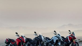 Take a look at newly launched M-B S63 & Ducati Multistrada 1260 & 1260S