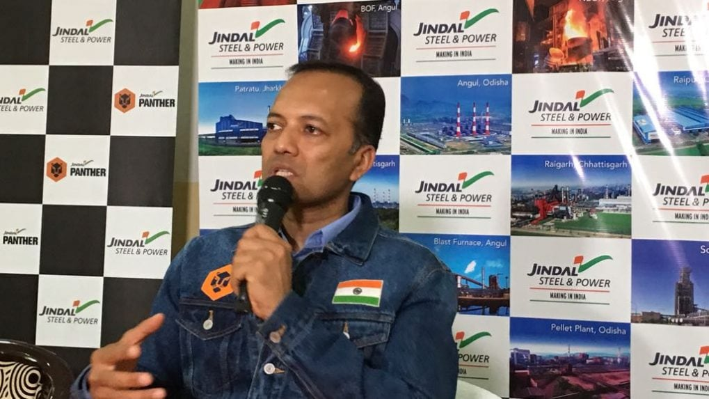 Delighted with Indian Railways order; aim to pare debt by 10% in FY19, says Naveen Jindal