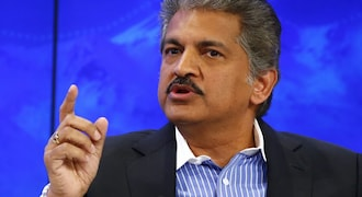 Anand Mahindra backs start-up Agnikul Cosmos that test-fired India's first 3D printed rocket engine