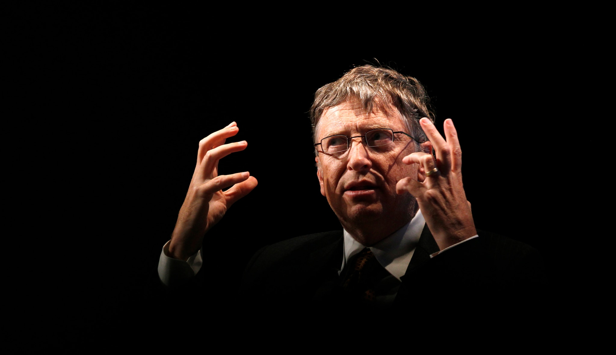 Bill Gates: Net Worth: $98 billion. With his wife Melinda, Bill Gates chairs the Bill & Melinda Gates Foundation, the world's largest private charitable foundation. In late 2016, Gates announced the launch of a $1 billion Breakthrough Energy investment fund with about 20 other people. To date, Gates has donated $35.8 billion worth of Microsoft stock to the Gates Foundation.