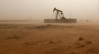 Oil steadies on US stockpile forecasts, Venezuela worries