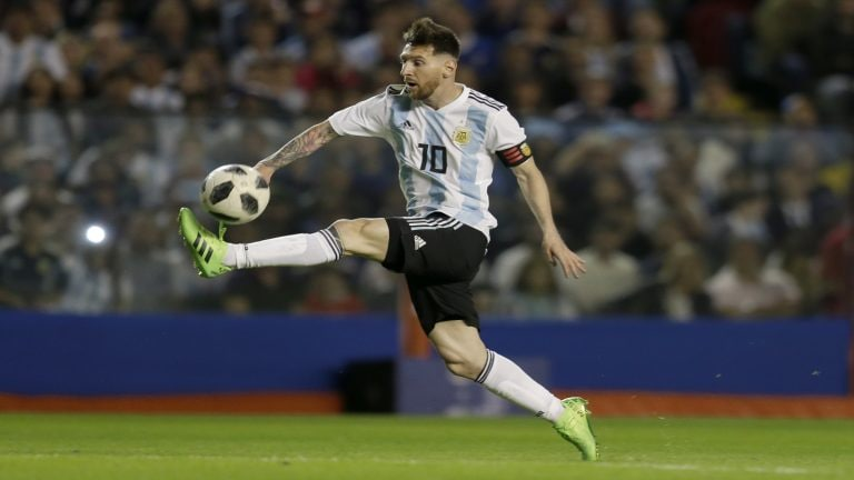 History favours Argentina over Group D rivals in World Cup
