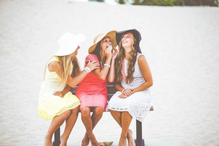 Five ways your friendships can blossom on a budget