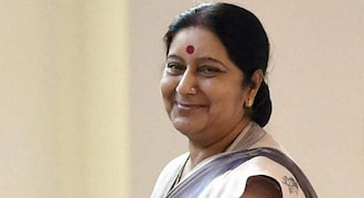 IAF plane carrying Swaraj goes incommunicado for 14 minutes