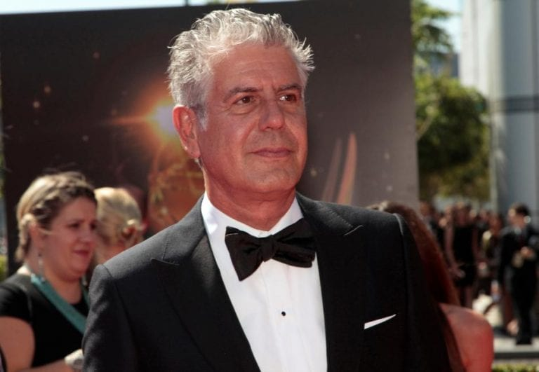 How succeeding later in life shaped Anthony Bourdain: 'I feel like I've stolen a car'