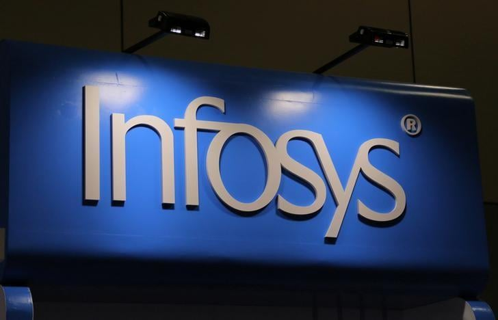 Infosys shares gain nearly 4% on share buyback