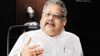 COVID-19 pandemic has been blown out of proportion: Rakesh Jhunjhunwala