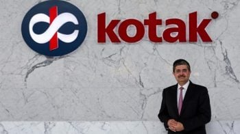 Buzzing: Kotak Mahindra Bank shares jump over 9% on strong earnings