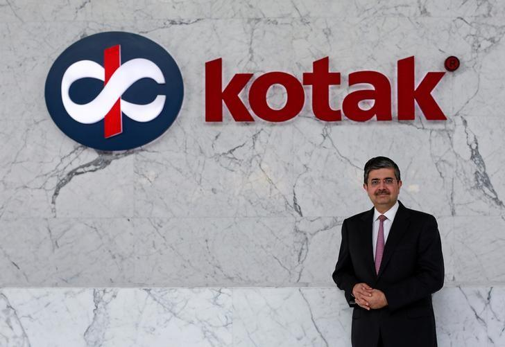 Kotak Mahindra Bank's stock price surged 6.87 percent to its 52-week high of Rs 1,644.60 per share on the NSE. (Image: Reuters)