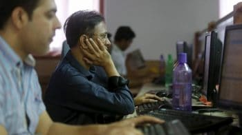Sensex, Nifty volatile ahead of assembly elections results; Yes Bank gains 5%