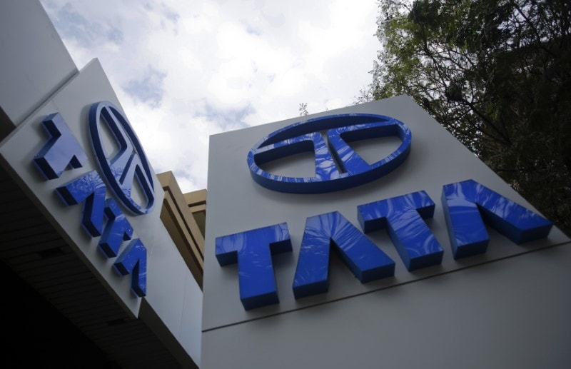Tata Motors: Tata Motors Group global wholesales stood at 82,374 in May, down 23 percent year-over-year. The Tata Motors Group global wholesales in May 2019, including Jaguar Land Rover, were at 82,374 units, lower by 23 percent from May 2018. (Image: Reuters) REUTERS/Vivek Prakash/File Photo