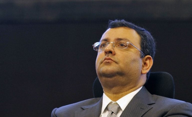 Cyrus Mistry announces formation of new venture