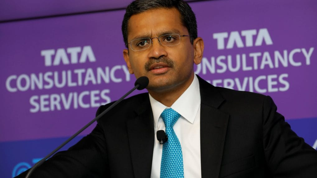 TCS hits 3-month low after IT major posts record Q2 profit amid margin worries