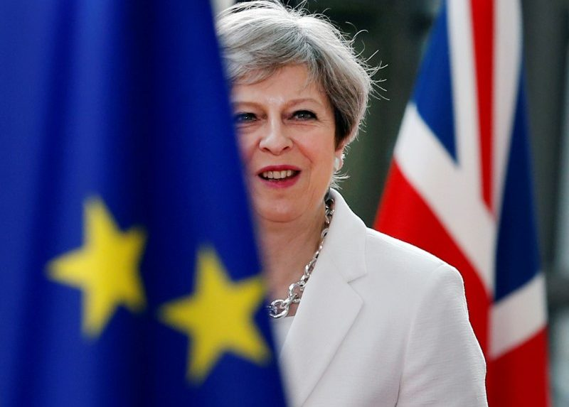 British PM Theresa May seeks more time: promises Brexit deal vote by March 12