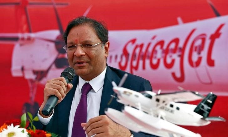 Davos 2019: SpiceJet's Ajay Singh bats for increase in air fares, says market leaders should take necessary step