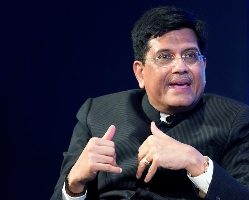 8. Piyush Goyal To Meet Head Of PSU Banks: Goyal, who has been given an additional charge of the finance ministry on Wednesday in the absence of Arun Jaitley, is scheduled to meet chiefs of the state-owned banks on Monday to review financial performance of the banks. Among the key issues, the meeting will take up the matter of credit flow to MSMEs, agriculture and retail sectors. (Image Source: Reuters/ Caption Credits: PTI)
