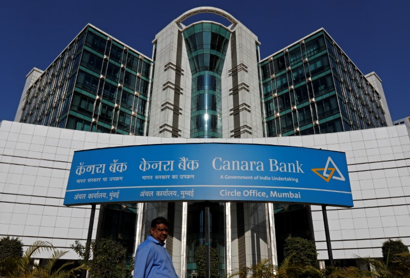 Canara Bank: Icra has downgraded some of its debt instruments taking into account the lender's earning profile, asset quality and capital requirements. Ratings on its additional Tier-I bonds worth Rs 1,500 crore has been downgraded to 'AA-', with a stable outlook, from 'AA' with a negative outlook. (Image: Reuters)