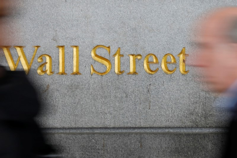 Wall Street: In New York, the S&P 500 gained 0.15 percent, helped by upbeat results from Walmart while the Nasdaq rose 0.19 percent, logging its seventh straight session of gains. (Reuters)