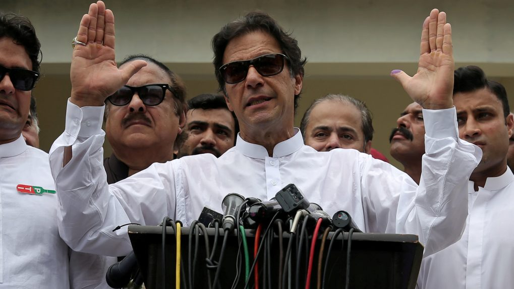 While there is a new face in Pakistan, some things just will not change