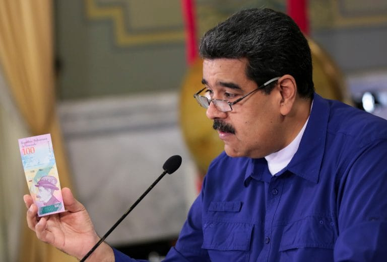 Nicolas Maduro isolated as Latin American nations back Venezuela opposition leader