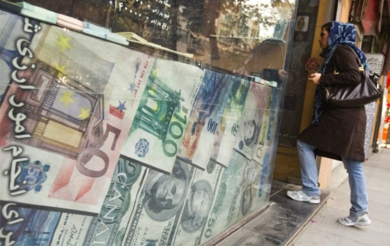 Iran currency extends record fall as US sanctions loom