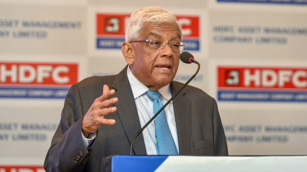 RBI must consider one-time restructuring for realty loans, says Deepak Parekh