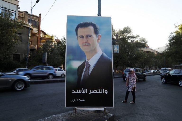 At Arab summit, Lebanese President calls for Syrian refugee returns