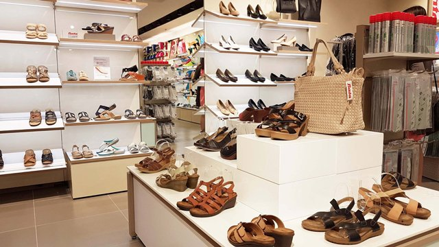 Bata's stock price increased 0.50 percent to a 52-week high of Rs 1,579.70. (Company Image)