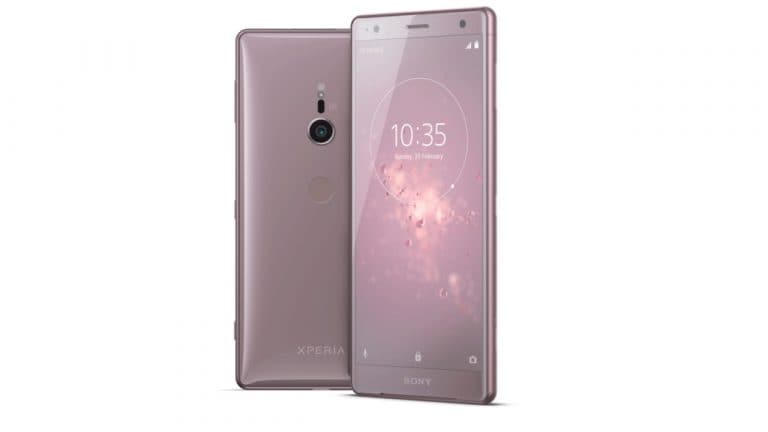Sony launches 'Xperia XZ2' with world's first 4K HDR movie recording feature in India