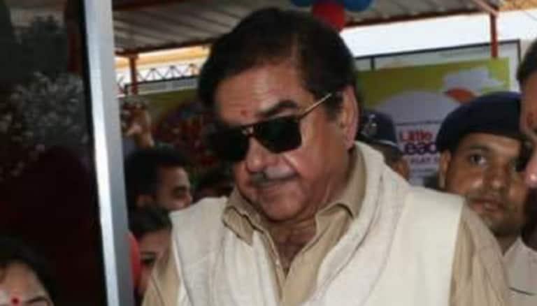 Shatrughan Sinha is an opportunist, says BJP