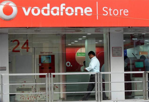 Vodafone Idea's shares tanked 23 percent to its 52-week high of Rs 2.85. (Image; Reuters)