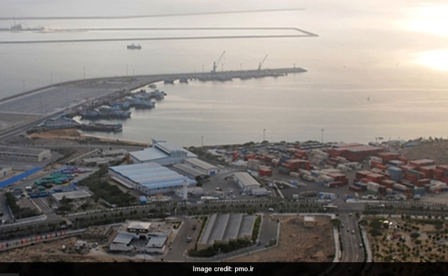 India's Chabahar port project in Iran won't be impacted by US sanctions