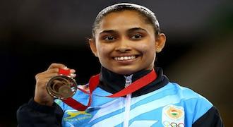 Gymnast Dipa Karmakar wins gold in Gymnastics World Cup in Turkey
